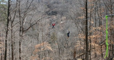 Ozark Mountain Ziplines