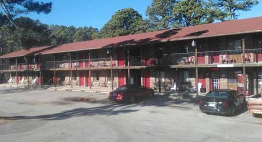 Razorback Lodge
