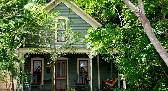 Cabins Cottages Eureka Springs Arkansas The