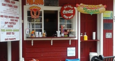 Eureka Springs Funnel Cake Factory