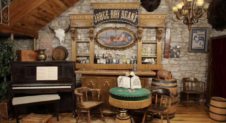 Judge Roy Bean's