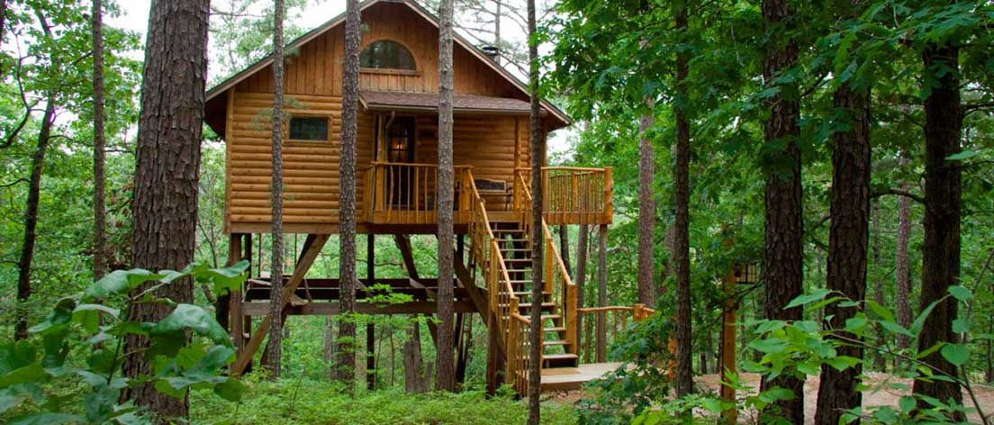 treehouse cottages eureka springs arkansas the extraordinary escape rh eurekasprings org cottages eureka springs arkansas cabins eureka springs ar