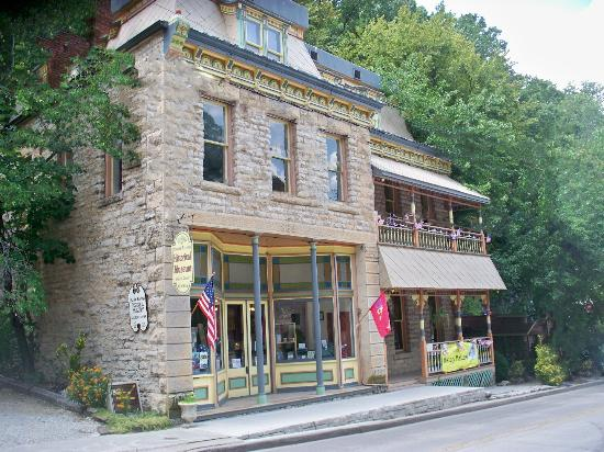 Eureka Springs Historical Museum And Information Center