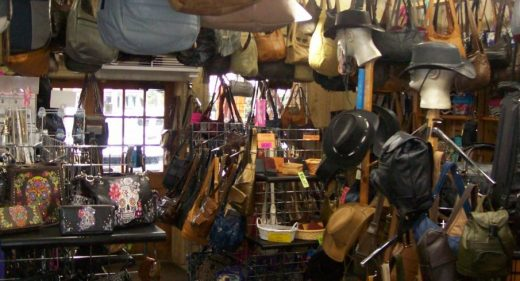 Planet Leather Eureka Springs
