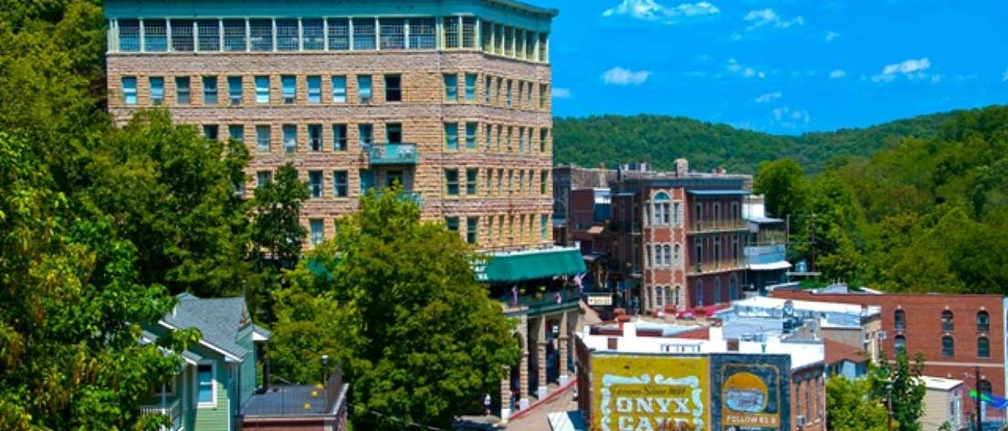 Eureka Springs Downtown