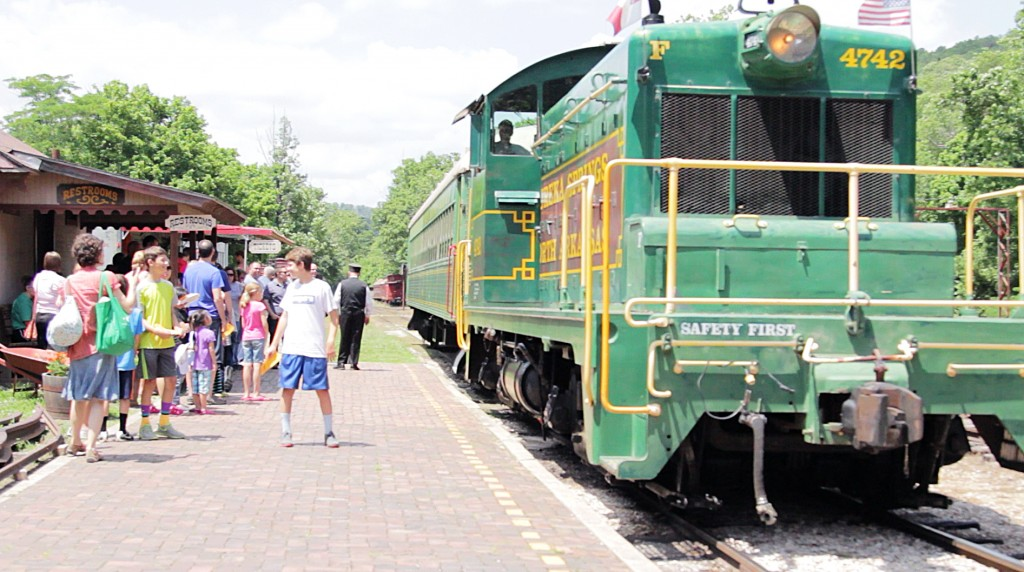 Eureka Springs Train