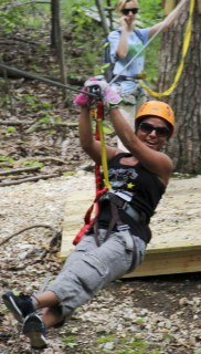 Ozark Mountain Zipline
