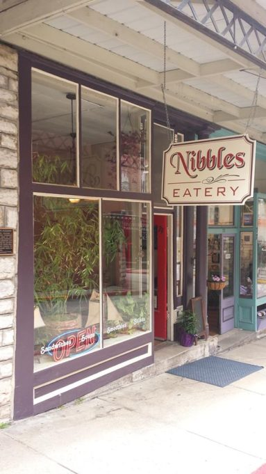 Nibbles Eatery