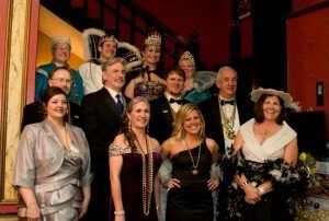 Eureka Springs Mardi Gras Coronation Ball