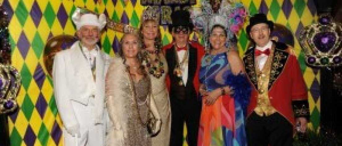 Eureka Springs Mardi Gras Hookers and Jokers Ball
