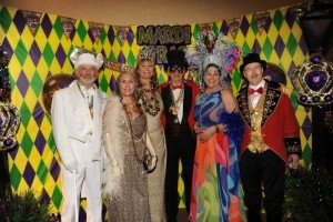 Jokers Masquerade Ball
