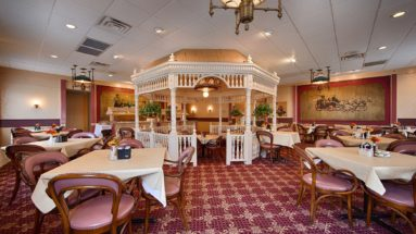 Gazebo Dining Room