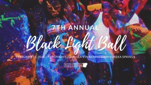 Black Light Ball