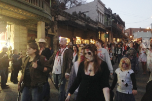 Eureka Springs Zombie Crawl