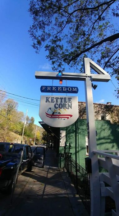 Freedom Kettle Corn