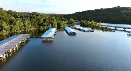 Table Rock Lake Marina at Holiday Island