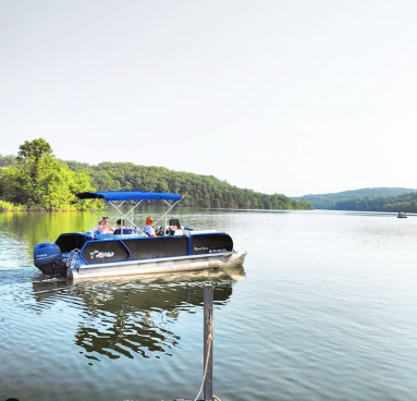Eureka Springs Boat Rental
