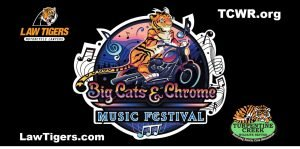 Big Cats & Chrome Music Festival