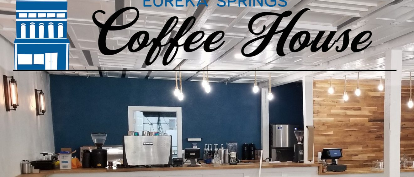 Coffee House main counter image