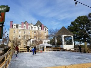 Ice Skating Rink in Eureka Springs