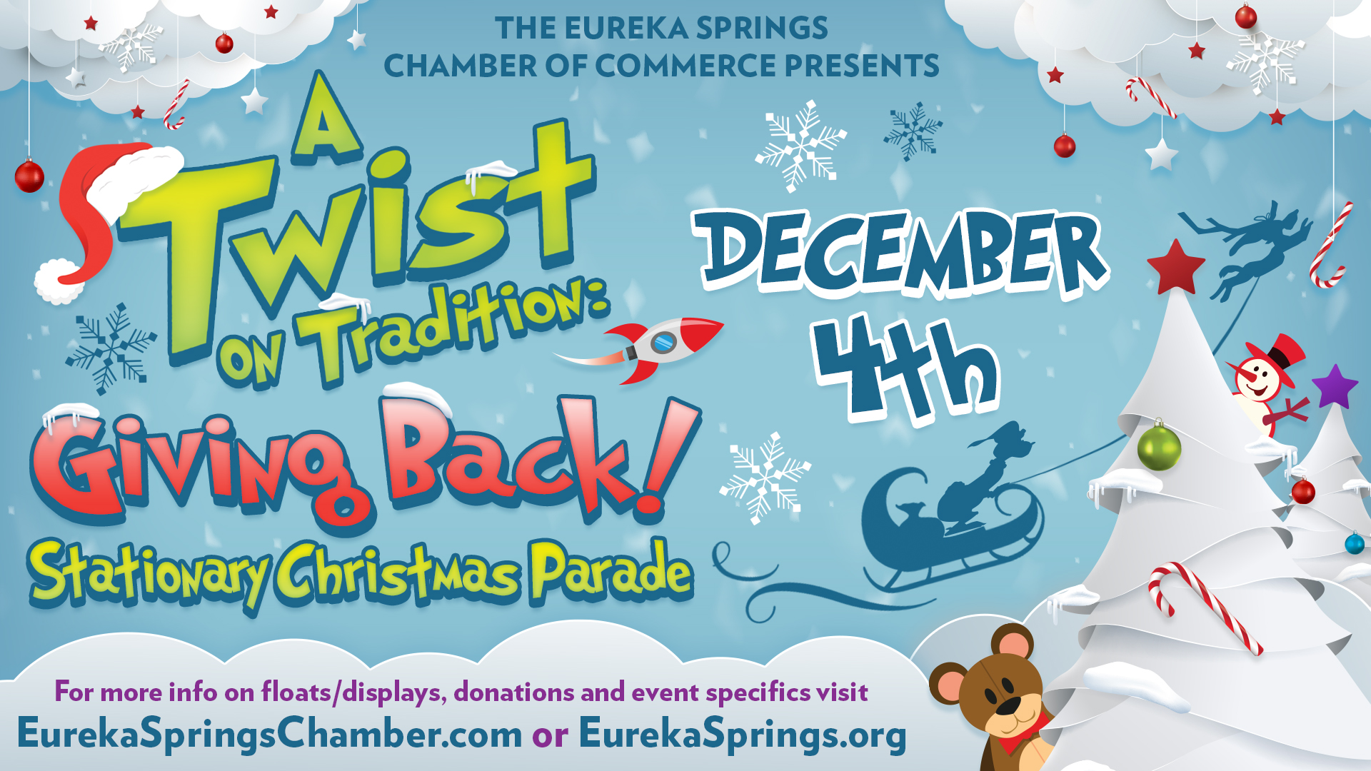 Eureka Springs Christmas